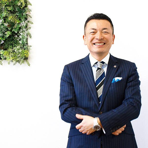 東野建設工業株式会社 代表取締役社長 東野 久晃
