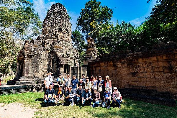 2016年・カンボジア
