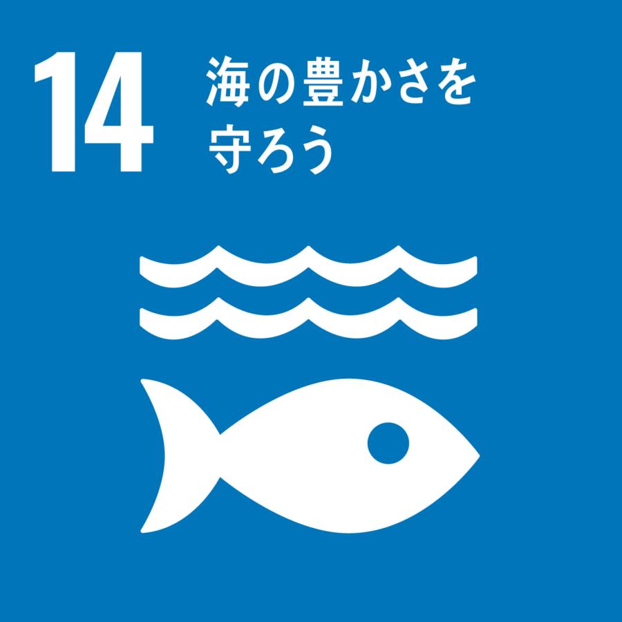 14-海の豊かさを守ろう